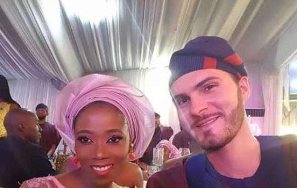 One year after, Tosyn Bucknor's hubby, Aurelien Boyer remembers her with a touching poem