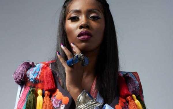 Drama as fan wrestles Tiwa Savage to the ground