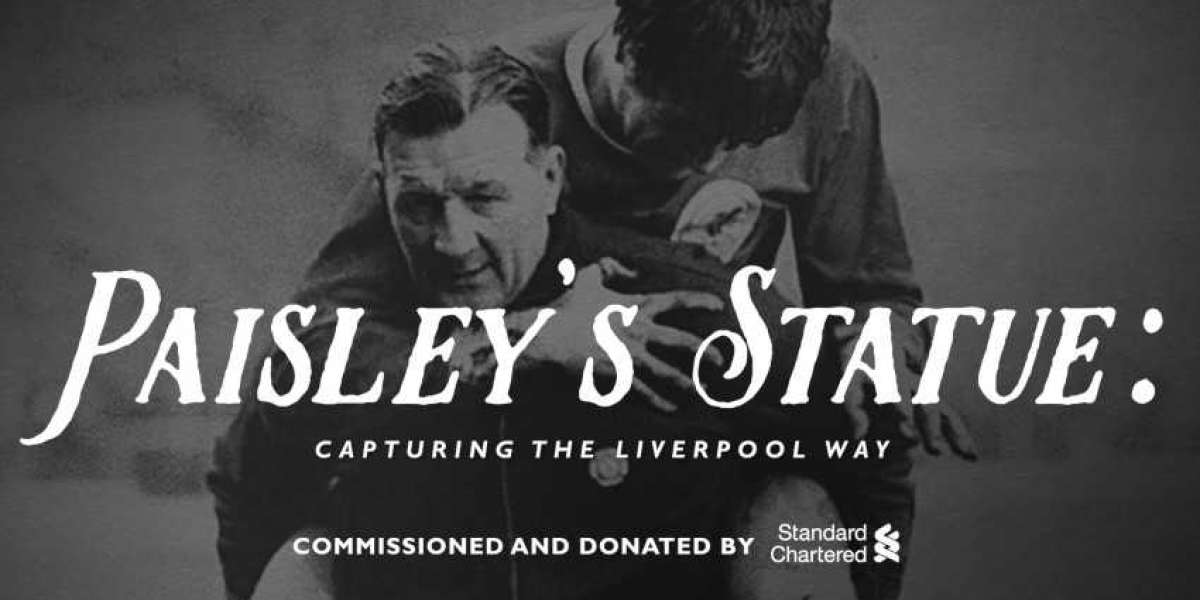 Sunday: The making of Bob Paisley's statue