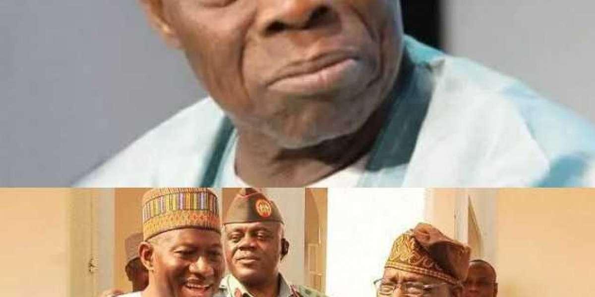 Obasanjo begs Jonathan for forgiveness