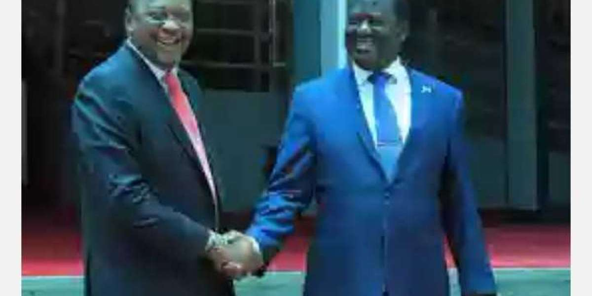 Details of Uhuru-Raila meeting before cabinet reshuffle emerge