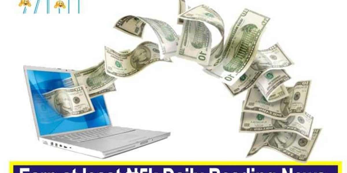 Make money online stigma in Nigeria