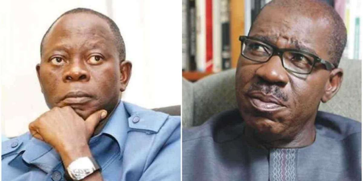 APC Crisis: Gov. Obaseki order arrest of embattled APC Chairman, Oshiomhole