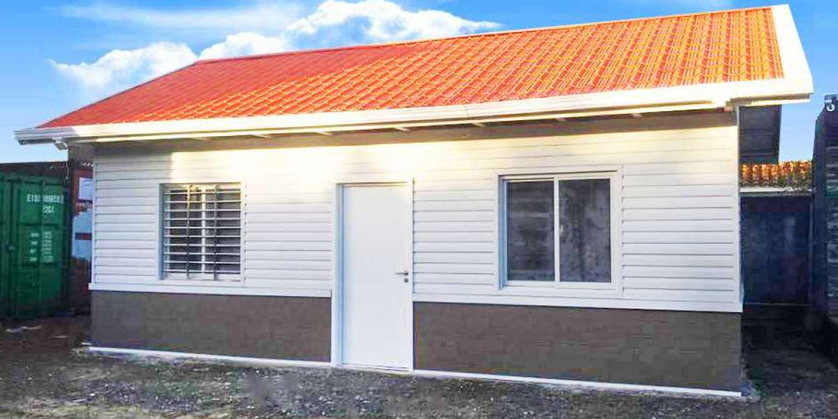PTH new flat-pack container house