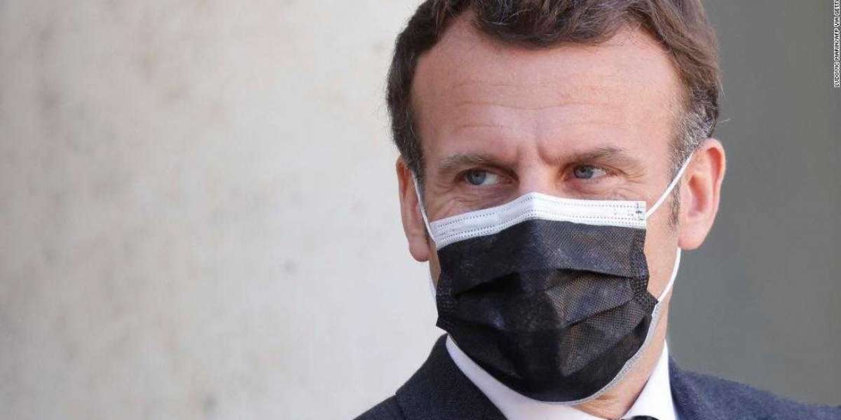 French President Macron under pressure to lock down as Covid-19 hospitalizations soar