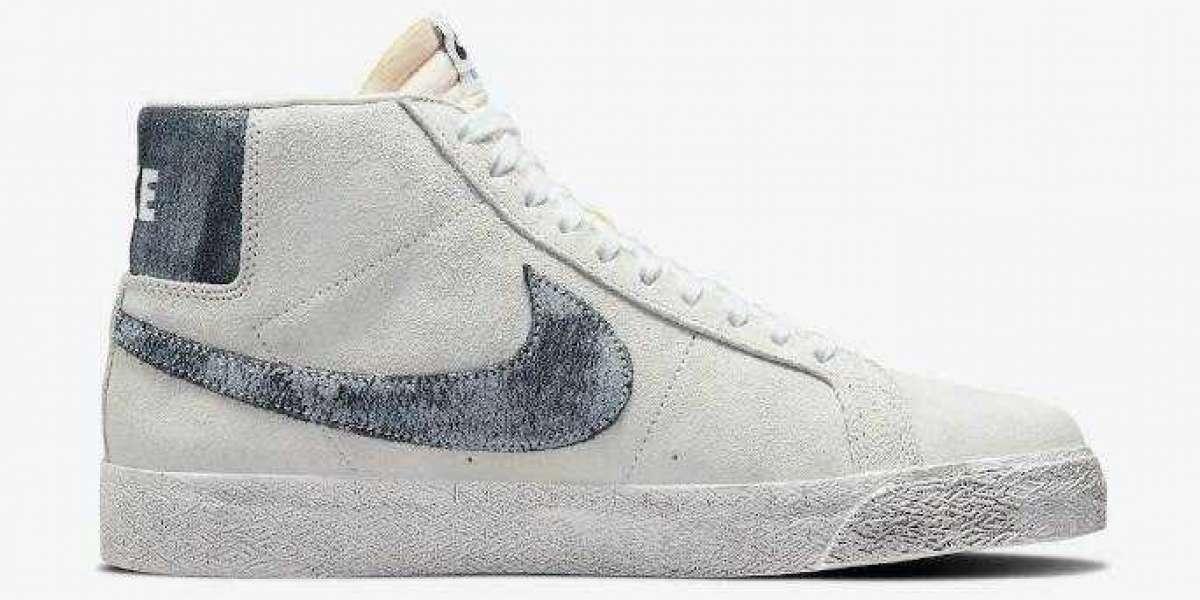 DA1839-002 Nike SB Blazer Mid Faded Release Date Will In May 2021