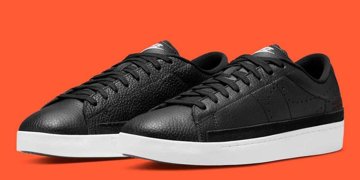 Nike Blazer Low Black/White DA2045-001 release information