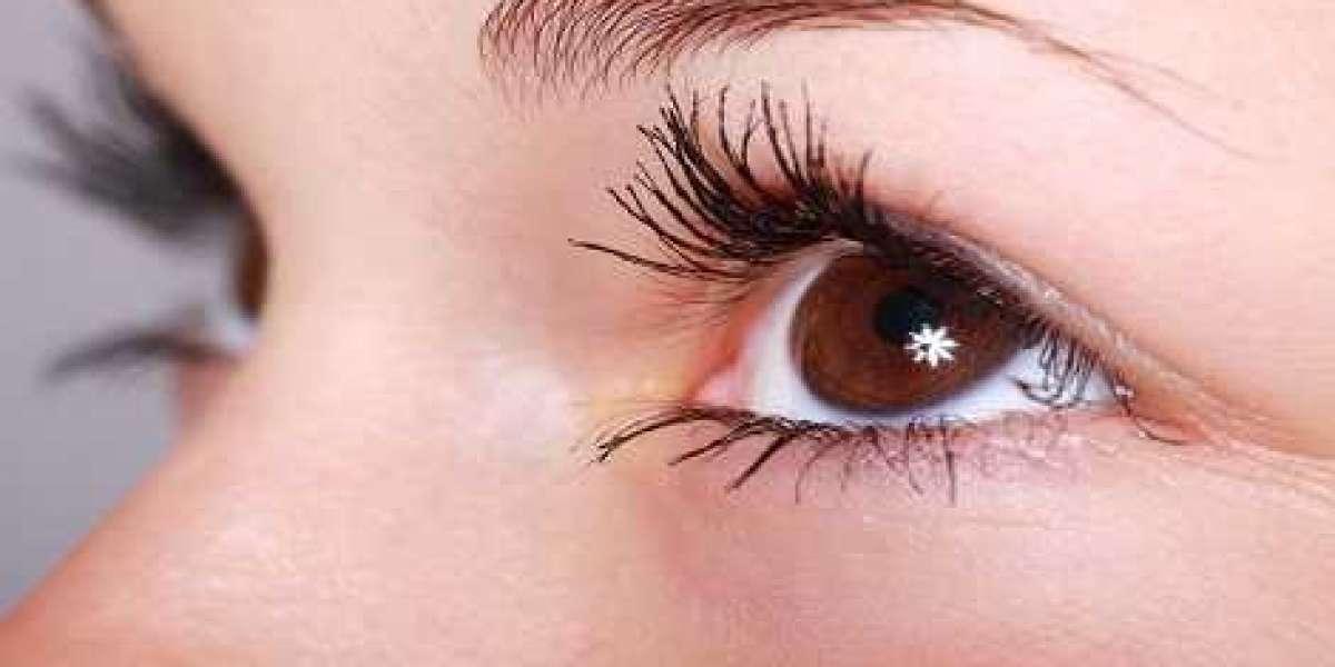 Left Eye Blinking For Female