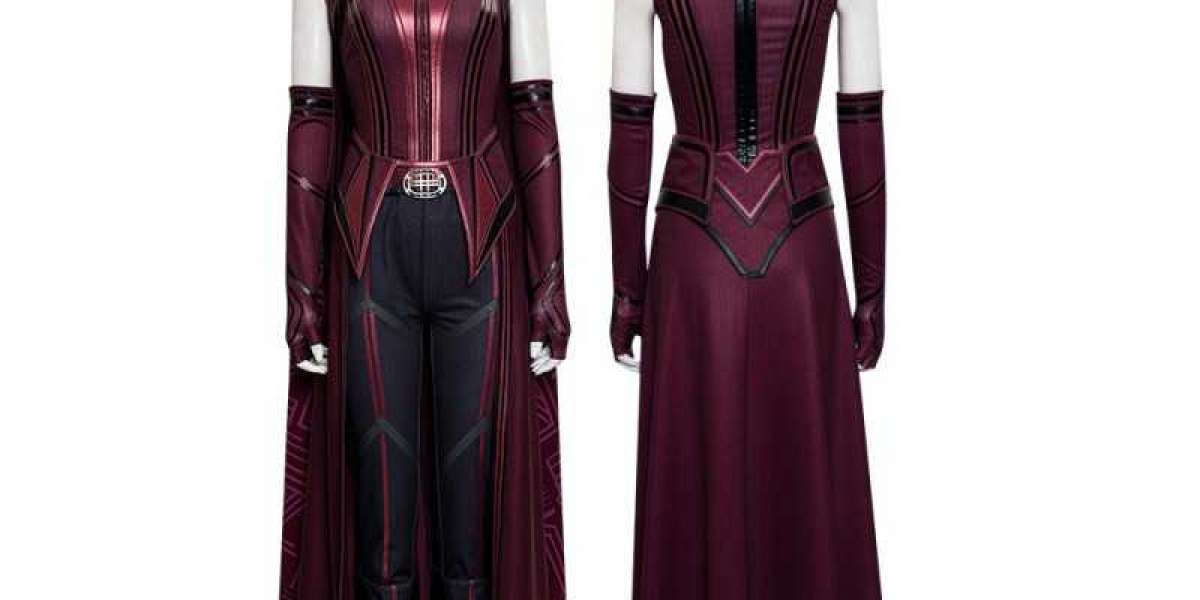 The costumes of Scarlet Witch in the anime will be more exposed, and the requirements for the figure are very high.