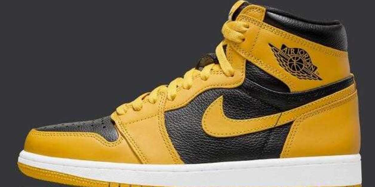 New Sale Air Jordan 1 high OG Pollen With 20% Off Discount to Buy