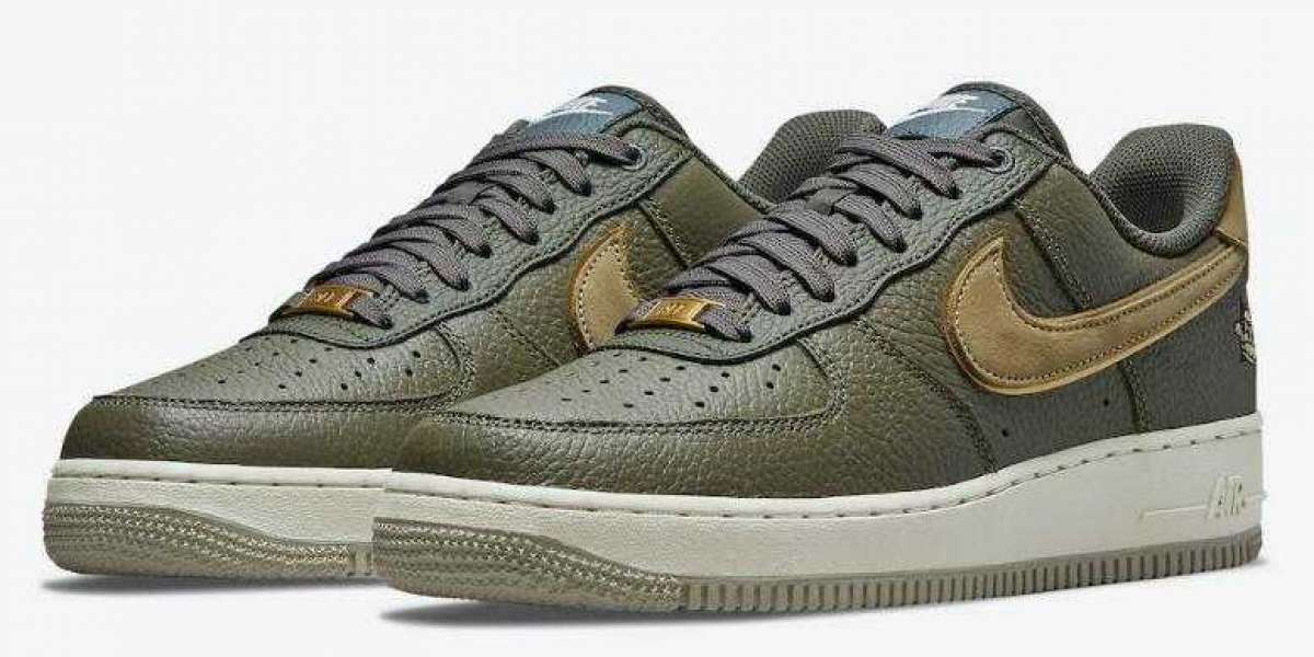 Shoes Store Near Me to Buy Nike Air Force 1 Low Turtle Medium Olive