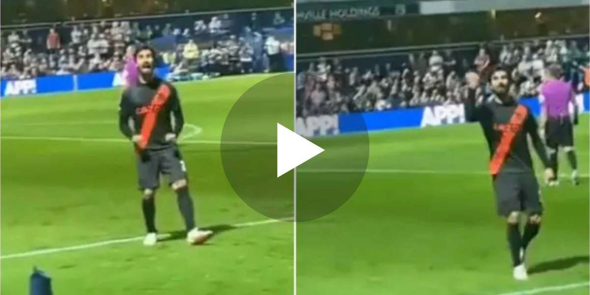 Video: Everton's Andre Gomes hits back at QPR fans who trolled him just before he picked up an assist