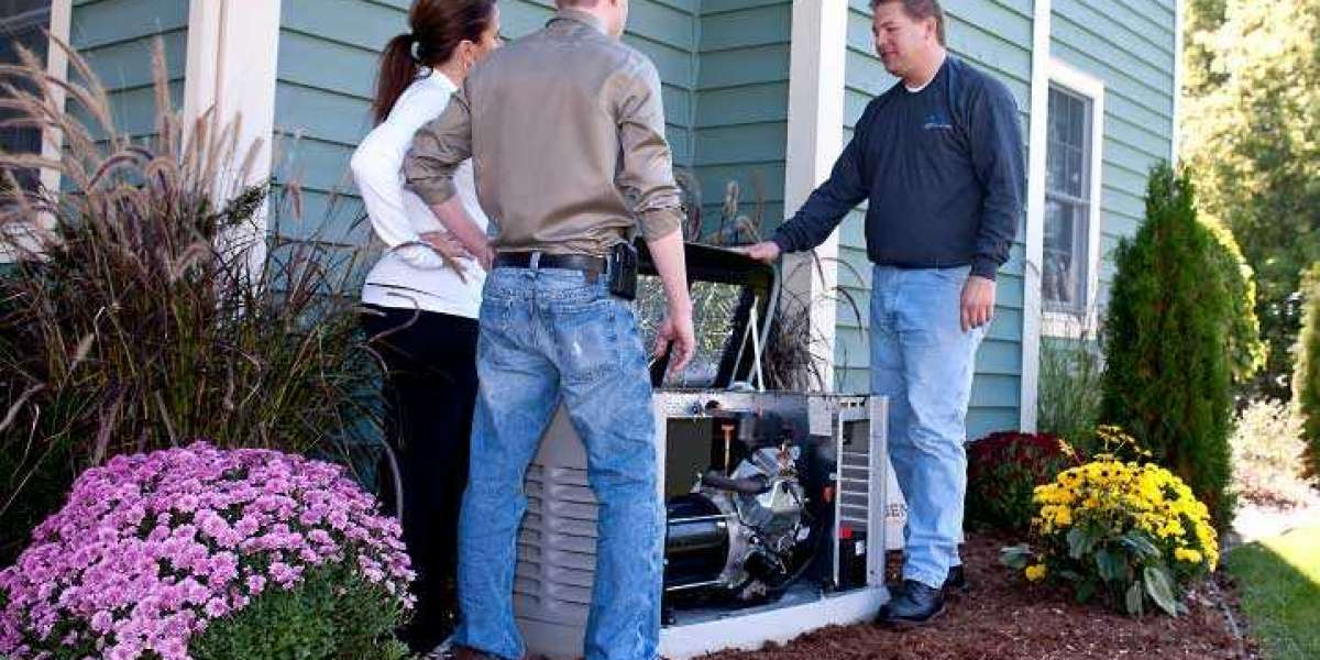 An Ultimate Guide To Home Backup Generator