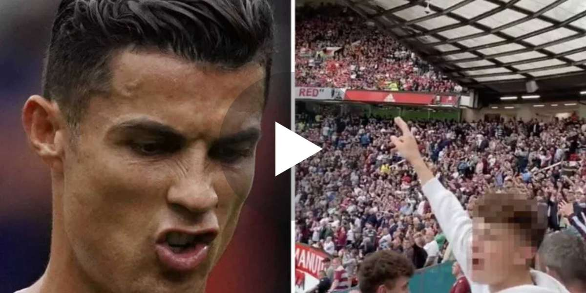 WATCH VIDEO: Aston Villa fans troll Ronaldo over unfounded ****ual assault allegations as Man United lose