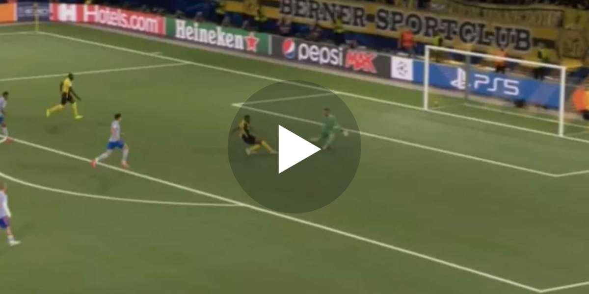 (Video) Horrendous Jesse Lingard error gifts Young Boys late Champions League winner
