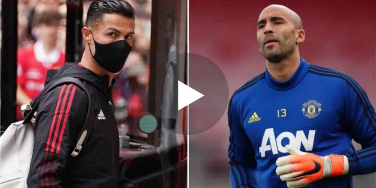 Video: Man Utd ace reveals how Cristiano Ronaldo is already rubbing off on his team-mates