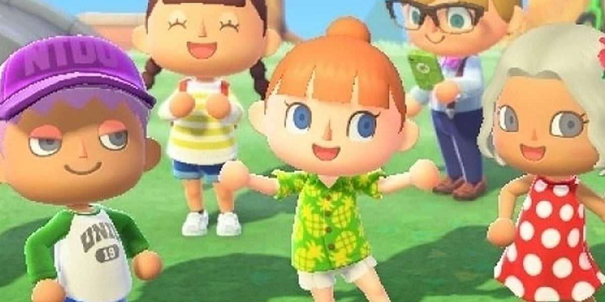 Animal Crossing: New Horizons had a large 12 months