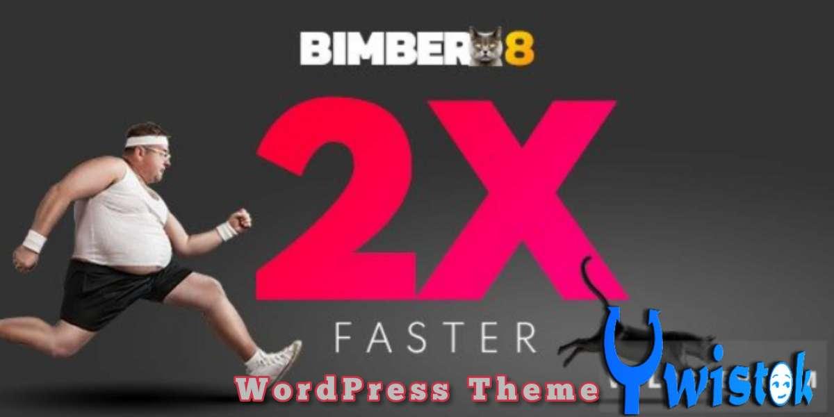 Bimber – Viral Magazine Download latest free WordPress Theme